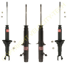 KYB EXCEL-G GAS SHOCKS 90-97 HONDA ACCORD 97-99 ACURA CL FULL SET OF 4