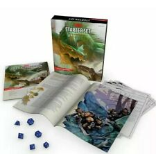Dungeons & Dragons Starter Set D&D Dungeons and Dragons Roleplaying Board Game