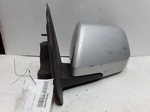 08 09 Mercury Mariner Ford Escape left drivers heated door mirror silver OEM
