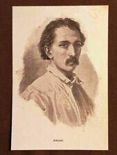 Francesco Anzani Alzate, 11 novembre 1809 – Genova, 5 luglio 1848 Patriota