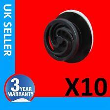 10x AUDI a6 c6 Intérieur Carénage Clips hayon carénage panneau de porte
