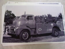 1954 ? GMC  COE TOW TRUCK        11 X 17  PHOTO  PICTURE