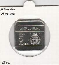 Aruba 5 florin 1995 BU - KM12
