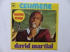 DAVID MARTIAL Celimene Nouveau mixage CBS 4094