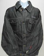 FUBU Platinum Cosby Kids Dumb Donald Denim Jacket Mens 2XL