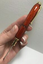 One Of A Kind - Hand Turned - Padauk Wood - Seam Ripper
