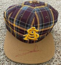 Jon Rahm Signed ASU Arizona State Hat With Proof