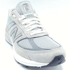 MEN'S NEW BALANCE M990GL5  SZ 9 (D)WIDE RUNNING SHOES GRAY PRE OWNED.D1