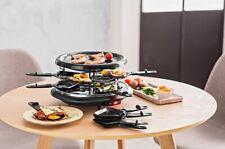 Design Glas Raclette R6 von Maybaum by Lagrange 6 Pfännchen NEU /& OVP