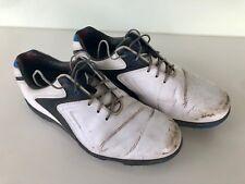 Foot Joy Men's Golf Shoes White/Black Size 9WIDE