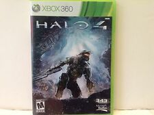 Xbox 360 Halo 4 Both Discs Used Good