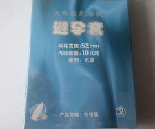 Natural latex rubber 10pcs 0.03 MM THICKNESS condoms free shipping GGG