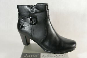 Jana Ankle Boots Lace up Boots Leather 25347 New