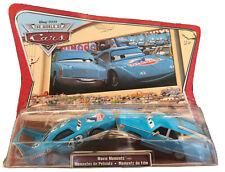 Disney Pixar The World Of Cars Movie Moments-Mr. & Mrs. The King ULTRA RARE PKG