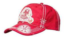 WEST COAST CHOPPERS DEATH PROOF VINTAGE RED BASEBALL CAP ONE SIZE **IN STOCK**
