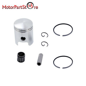 For Yamaha PW80 PY80 Piston Kit Top End Small End Bearing Piston Rings 80cc