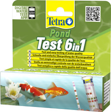 Tetra Pond Quick Test 6 in 1 25 Tests [2713R]