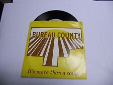 Buereau Country It's More Than A 45 RPM Princetown Illinois EX [Ralph Harrison]