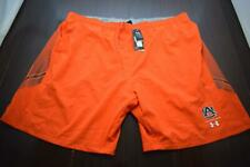 35047 New Mens Under Armour Heatgear Loose Auburn Tigers Gym Shorts Size 4XL