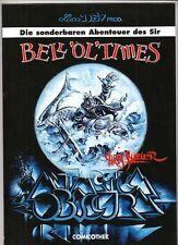 Die sonderbaren Abenteuer des Sir Bell'Ol'Times Softcover Comic v Chris Scheuer