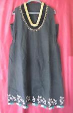 19C. ANTIQUE BALKANS FOLK ART LADIES NATIONAL COSTUME DRESS