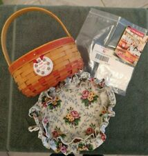 New ListingLongaberger 1998 Mother's Day Basket Combo