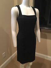 Banana Republic Black Knit Dress Size 4