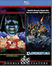 The Dungeonmaster/Eliminators (Scream Factory Double Feature Blu-ray Disc)