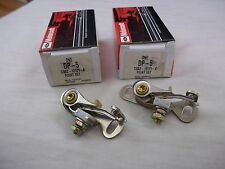 1970 COUGAR ELIMINATOR BOSS 302 FACTORY FORD MOTORCRAFT DUAL IGNITION POINTS (2)