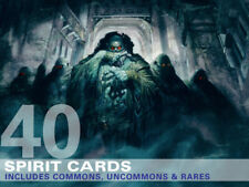40X Spirit Cards (Includes Rares!) MTG Magic -40 Card Lot Collection Deck-