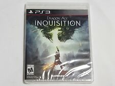 NEW Dragon Age Inquisition Playstation 3 Game PS3 SEALED dragonage rpg US NTSC