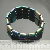 LP Somporn Rainbow LEKLAI PROTECT RICH THAI WEALTH CHARM PENDANT Amulet Bracelet