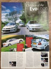 Mitsubishi Evolution - Evo Vi Tme - Evo Viii Fq-300 - Classic Test Article