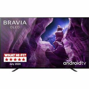 Sony KE55A8BU 55 Inch TV Smart 4K Ultra HD OLED - 5 YEAR WARRANTY