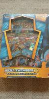 Mega Swampert EX Premium Collection Box Pokemon TCG Sealed