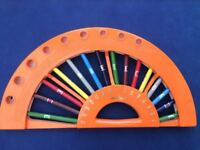 Hohner Two Octave Vintage (Toy?) Xylophone Glockenspiel - Good Condition - RARE