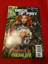 Birds of Prey #12 ArtGerm Cover