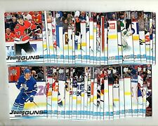 2019-20 Upper Deck Series 2 RC Young Guns Complete Set (451-500) Cale Makar RC +