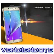 Protector De Pantalla Cristal Templado Para Samsung Galaxy Note 5 N9200 0.4 MM