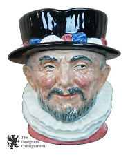 Royal Doulton England Porcelain Beefeaters RdNo 5193 Toby Character Jug 1946