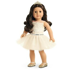 Celebration Dress Outfit For 18-inch Dolls By American Girl *NEW in SEALED BOX*