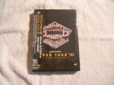 "Night Ranger ""Japan Tour 1983"" Rare 1984 Japan DVD  Sony Music New SIBP-109"