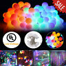 10M 100LED Fairy LED String Lights Christmas Round Ball Blubs Wedding Party Lamp