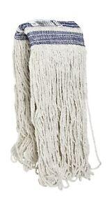 Rubbermaid Commercial Universal Headband Cotton Floor Mop, 16-Ounce