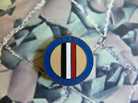 VETERANS Iraq Enamel Lapel Badge Veteran
