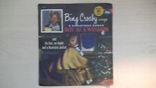 Golden Records Bing Crosby sings 2 Xmas songs BOY AT A WINDOW 78 rpm 1957