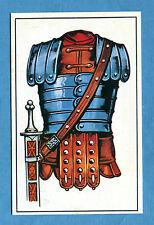 ARMI E SOLDATI - Edis 71 - Figurina-Sticker n. 50 - CORAZZA ROMANA -Rec