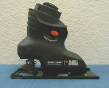 BLACK AND & DECKER QUICK CLAMP JIG SAW JIGSAW ATTACHMENT ONLY 12V