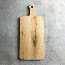 Solid Oak Chopping Board - 45 x 20 x 2cm