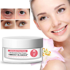 Serum Protein Eye Lifting Anti-Wrinkle Remove Dark Circles Against Eye PuffinesS